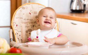 تغذية الطفل من الشهر العاشر الى السنة مرحلة رابعة
