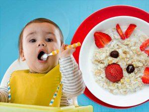 فوائد الشوفان وطرق عمل وصفات مغذية ولذيذة لطفلك