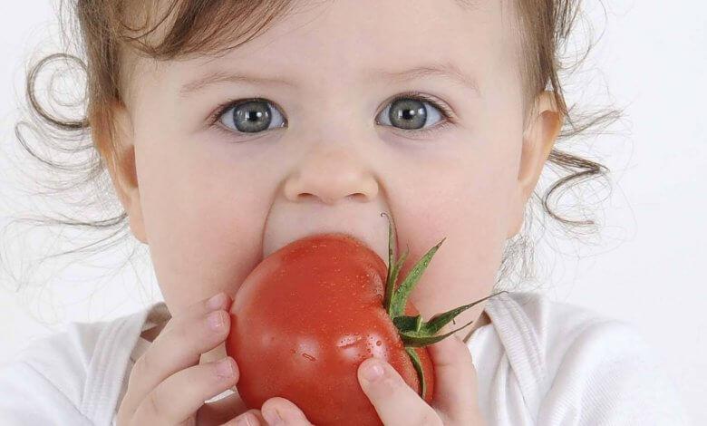 فوائد الطماطم للجسم ومتى يمكن لطفلك أن يأكل ويستفيد من الطماطم؟