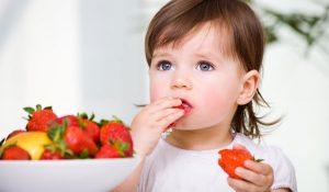 فوائد الفراولة ومتى يمكن لطفلي تناول وصفات من الفراولة؟