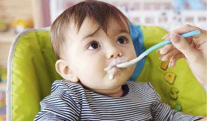 متي نستطيع تقديم الجبن و الزبادي للاطفال؟