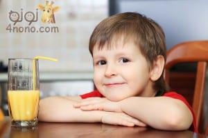 علاج فقر الدم الانيميا عند الاطفال (نقص الحديد)