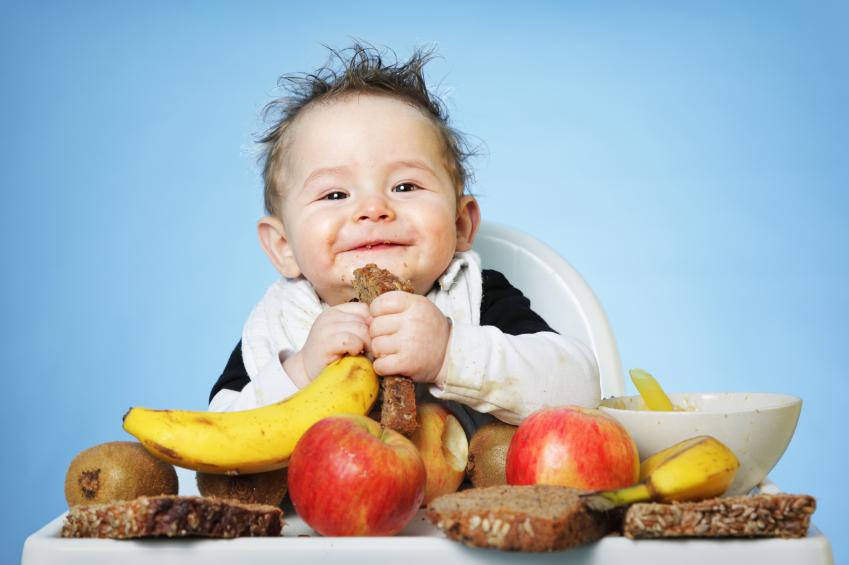 Photo of تغذية الطفل في الشهر الثامن إلى العاشر مرحلة ثالثة