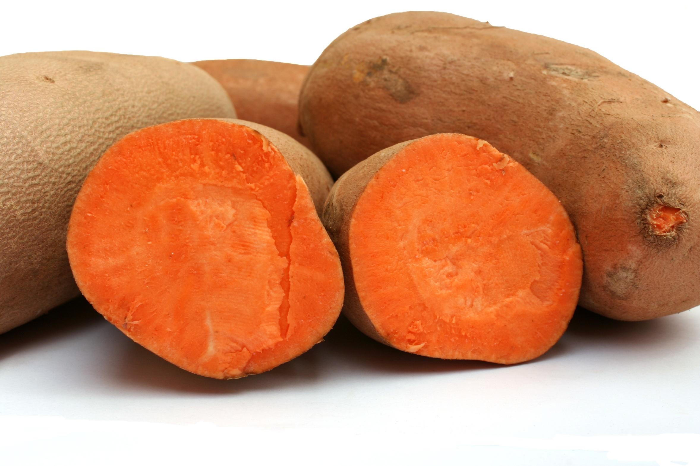 البطاطا الحلوة متى يمكننى تقديمها في غذاء لطفلى ؟