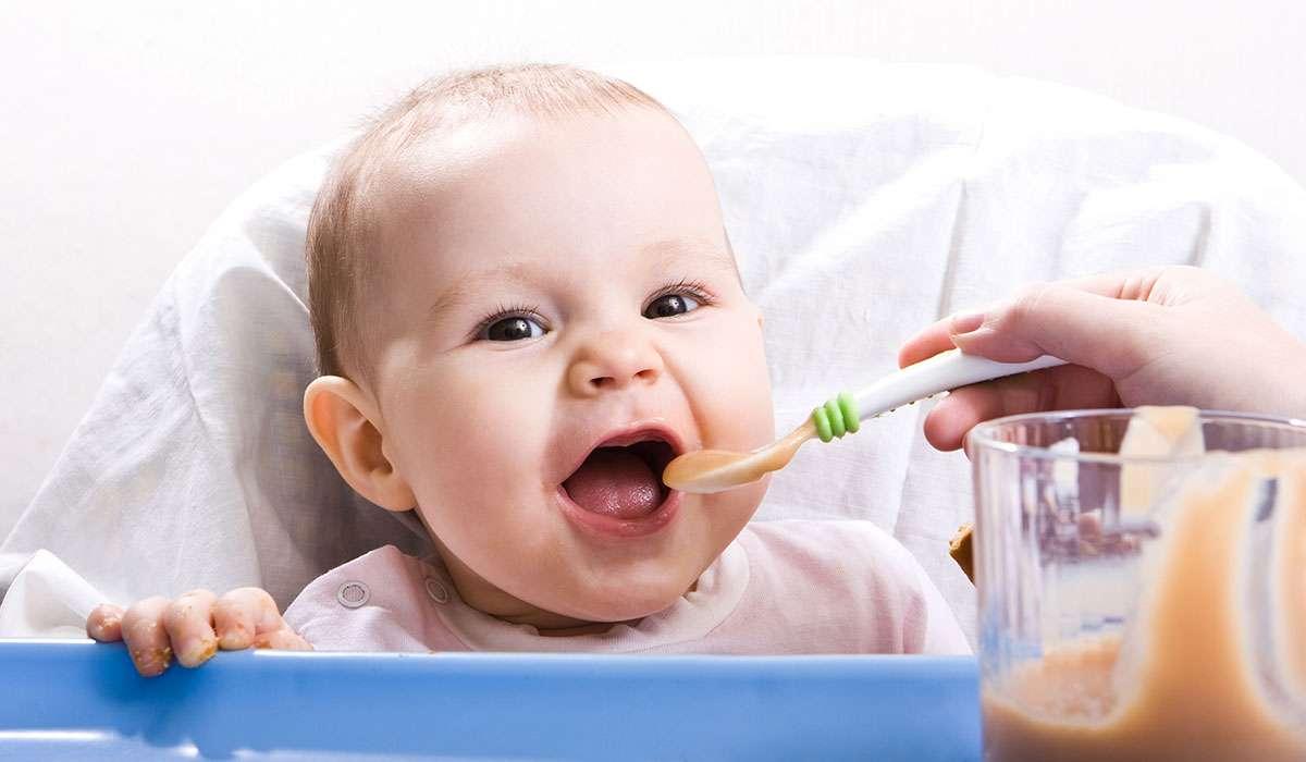 جدول طعام الطفل في الشهر الثامن إلى الثاني عشر لأيام الإسبوع المراحل العمرية للتغذية فورنونو