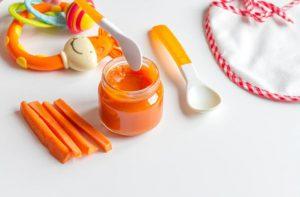 كيفية تجميد اغذية الاطفال