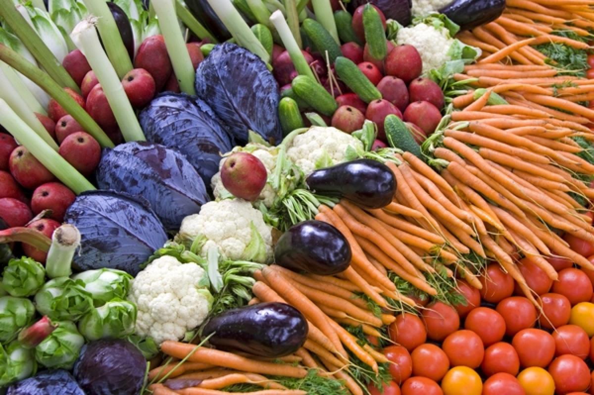 Photo of تعرف علي فوائد الفواكه والخضروات من لونها