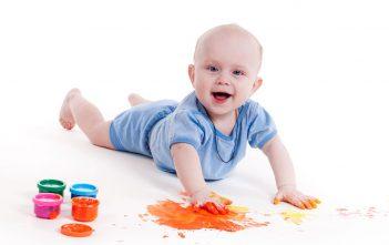 تنمية المهارات الحركية للطفل