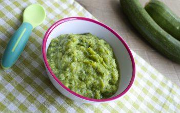 كومبو الخضروات للاطفال (6-8) أشهر