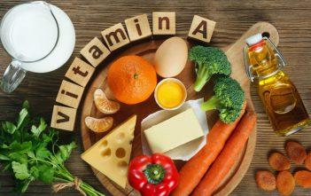 اهمية فيتامين أ فيتامين النمو مصادرة واعراض نقصه