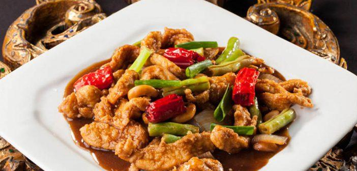 طريقة عمل الدجاج الصيني