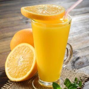 اهمية عصير البرتقال الطبيعي الطازج