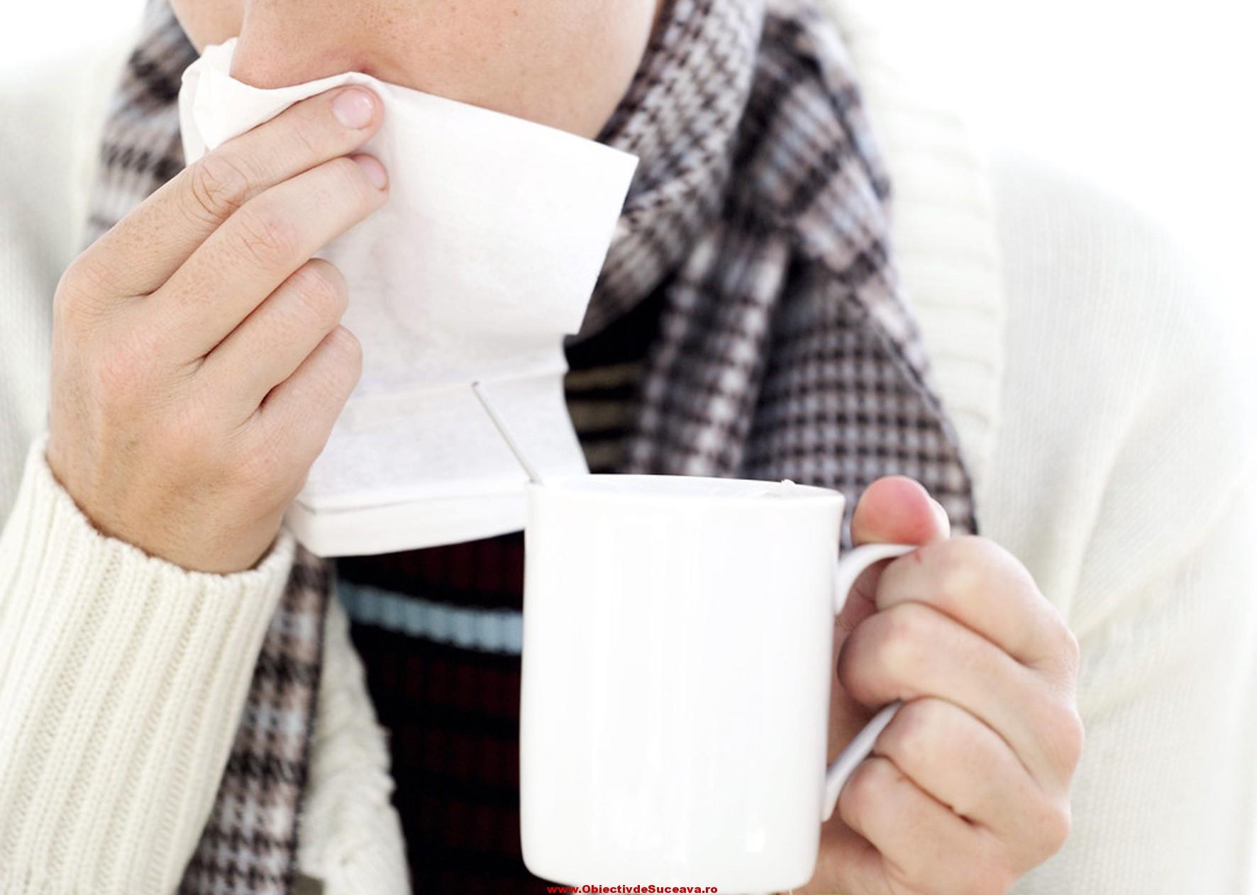 8 طرق لعلاج نزلات البرد والانفلونزا والوقاية منها