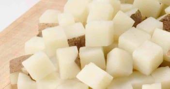 فوائد قشر البطاطس للصحة