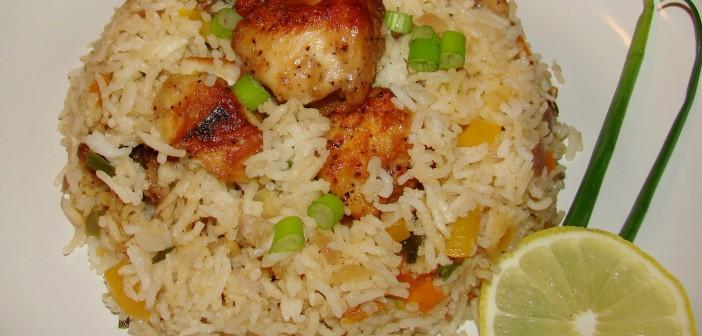 Photo of طريقة عمل ارز بالسمك