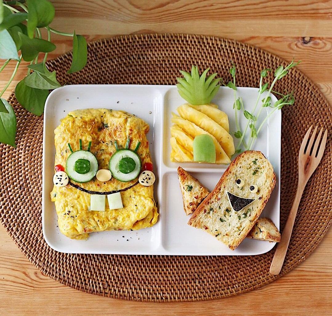 Photo of وجبات صحية للطفل في المدرسة