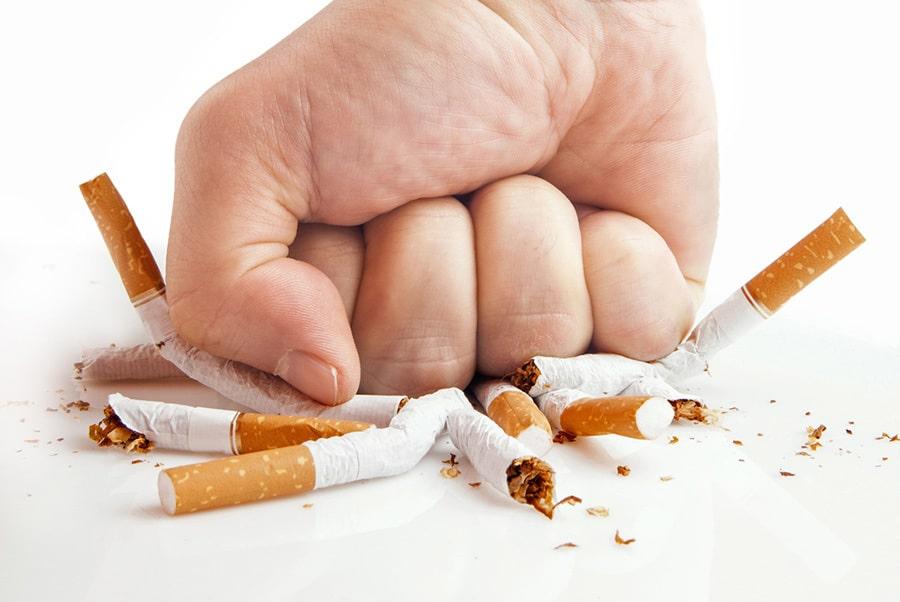 خطوات تساعد على ترك التدخين
