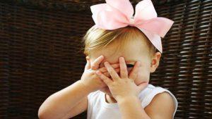 الخجل عند الاطفال