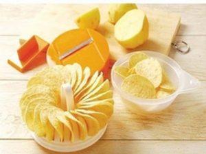 طريقة الشيبسي بالجبنة المتبلة