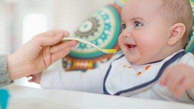 Photo of نموذج مقترح لطعام و اكل الطفل في عمر السنة