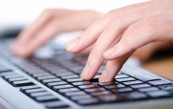 العمل من المنزل عن طريق الإنترنت