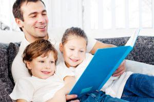 تربية الاطفال بالقصص