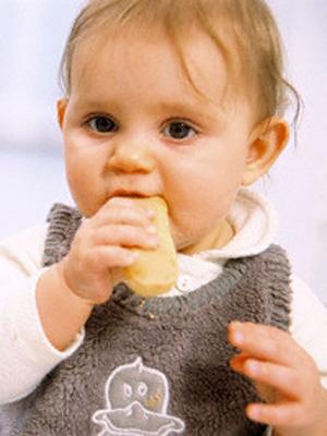 اختبار تغذية الطفل للفطام من الرضاعة