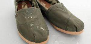 طريقة عمل حذاء مضاد للماء في دقائق