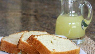 Photo of طريقة عمل كيك الليمون بصوص الفانيليا والليمون اللذيذ