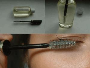 كيفية علاج الرموش الضعيفة بطريقة طبيعية بالصور