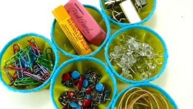 Photo of طريقة عمل منظم ادراج من البلاستيك بالصور