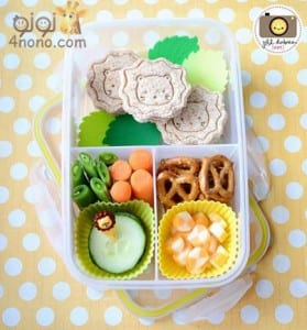 افكار لأشكال وجبات و سندوتشات المدرسة بالصور