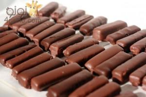 طريقة عمل شوكولاتة تويكس بالمنزل