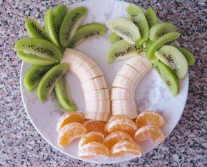 تقديم الطعام لطفلك بأشكال مختلفة