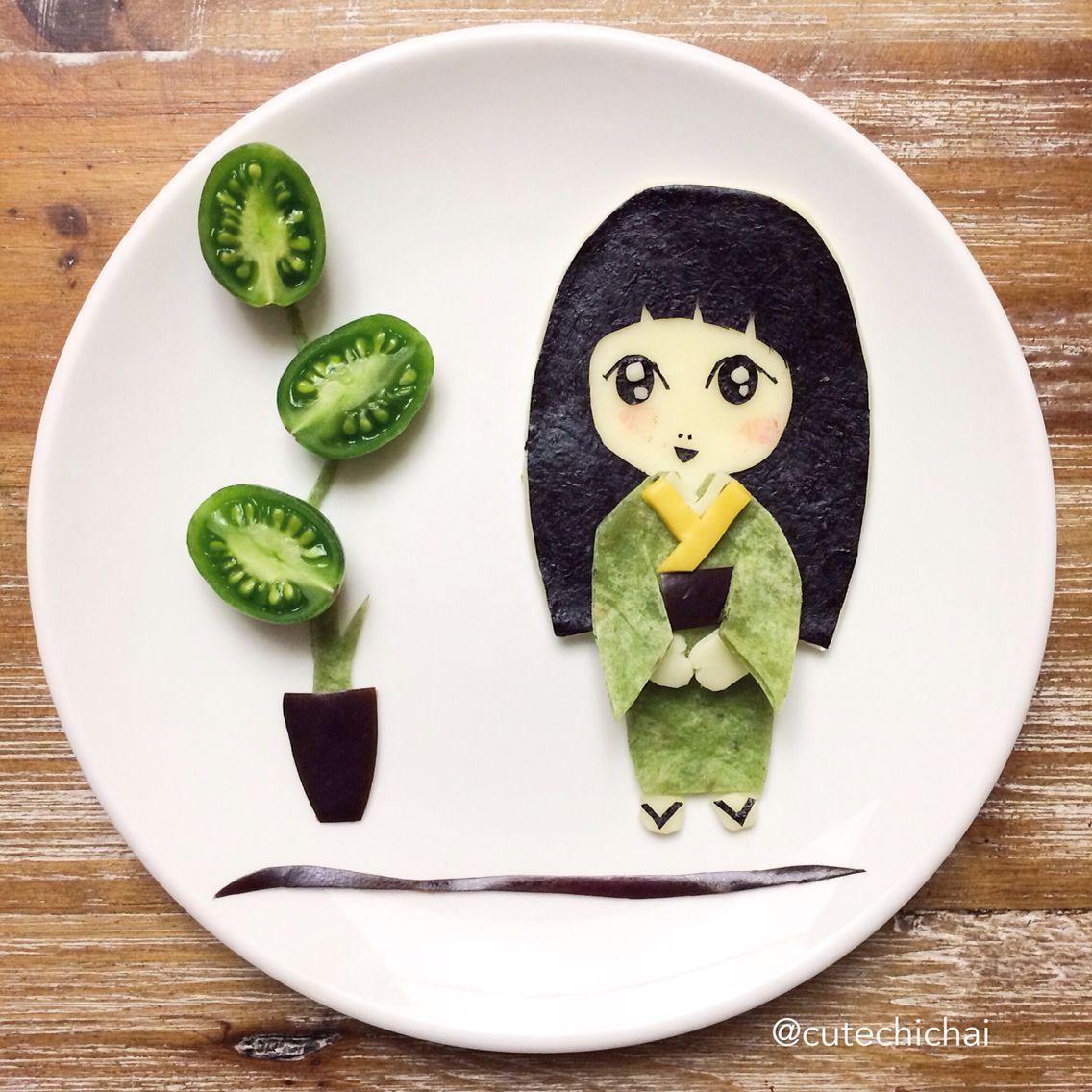 تقديم الطعام لطفلك بأشكال مختلفة.
