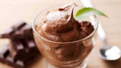 Photo of اكواب الزبادي بالشوكولاتة بطريقة سهلة
