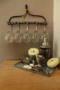 استخدام الاشياء القديمة بالمطبخ بالصور بعدة افكار
