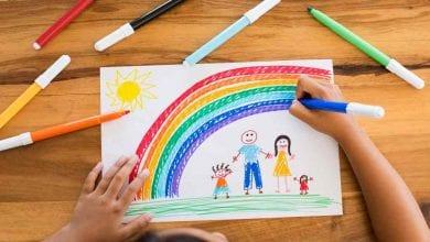 Photo of تعليم الاطفال الوان قوس قزح بالصور
