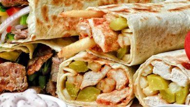Photo of شاورما دجاج بتتبيلة و طريقة ممتازة