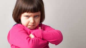كيفية التعامل مع الطفل اللحوح