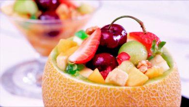 Photo of 7 وصفات لسلطة الفواكه شهية