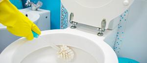 اسرار لتنظيف الحمام بحرفية