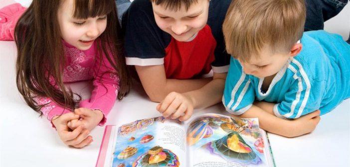 تاثير القصص علي سلوكيات الاطفال