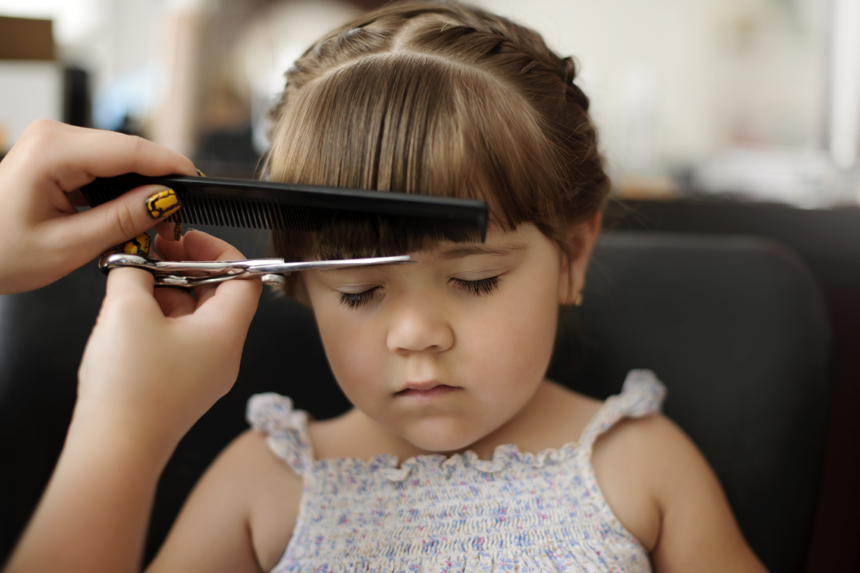 Photo of خطوات نصائح لنمو شعر الاطفال بشكل أسرع