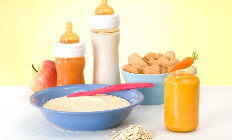 نصائح عند تحضير الغذاء الصحي للاطفال الرضع وطرق الطهي