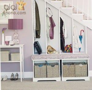 إستغلال مساحة الشقة الضيقة بأفكار جميلة وعملية