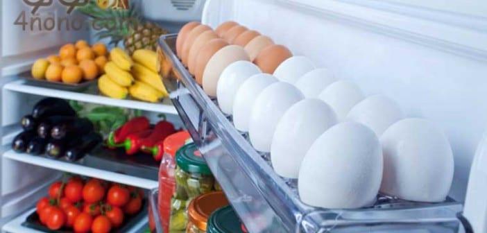 نصائح عند تخزين البيض وطهيه وأخطاء تجنبيها لسلامتكم