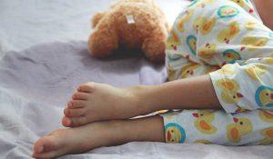 اسباب التبول اللاارادي عند الاطفال وعلاجه