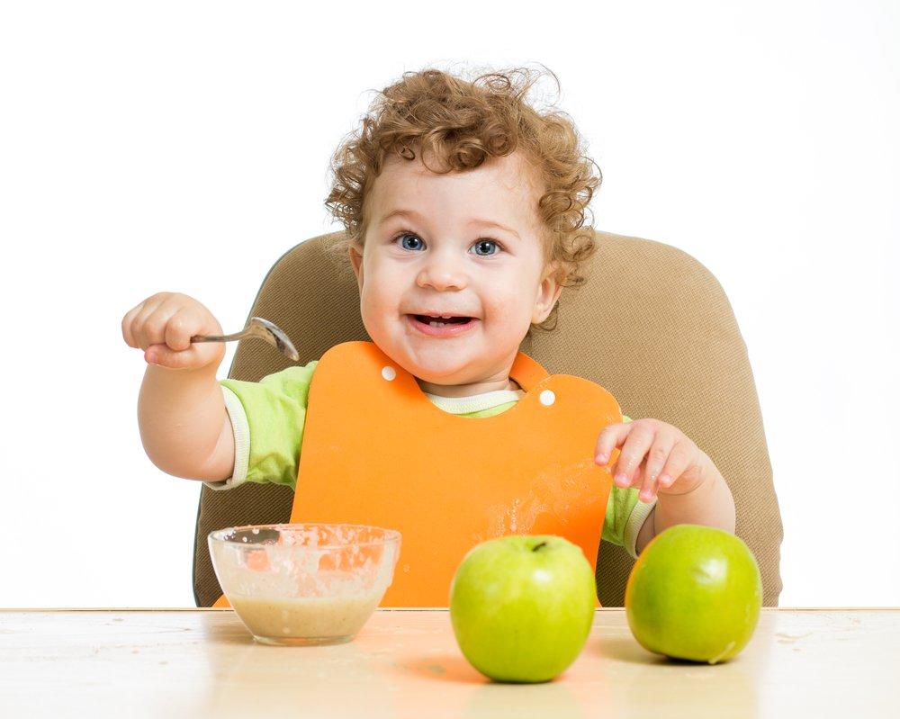 Photo of خمس وجبات للطفل من عمر ست شهور إلى سنة