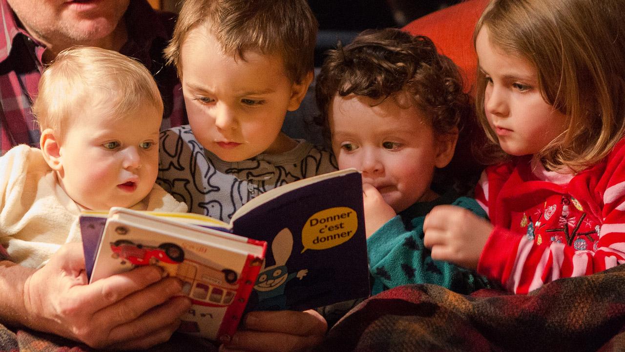 Photo of كيف تجعلى من القصص وسيلة لتربية الطفل وتجربة ممتعة